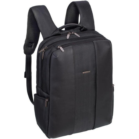 "Rivacase Narita Laptop Business Backpack 15.6"" - Black"