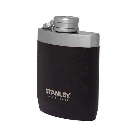 Stanley 8oz Master Flask - Foundry Black