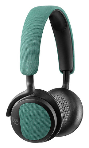 Bang & Olufsen B&O Play H2 On-Ear Headphones - Feldspar Green - oribags2 - 1