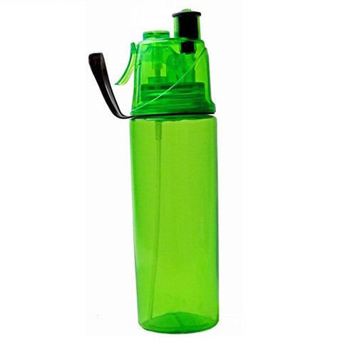 O2Cool Mist 'N Sip Hydration Bottle - 20oz. - Green
