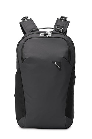 Pacsafe Vibe 20 Anti-Theft Backpack - Black - oribags2 - 1