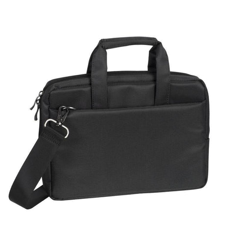 "Rivacase Central Laptop Briefcase 13.3"" - Black"