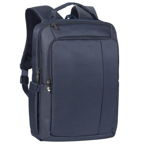 "Rivacase Central Laptop Backpack 15.6"" - Blue"