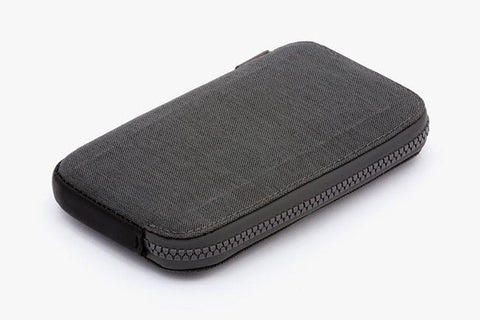 Bellroy All-Conditions Phone Pocket Woven Wallet - Charcoal