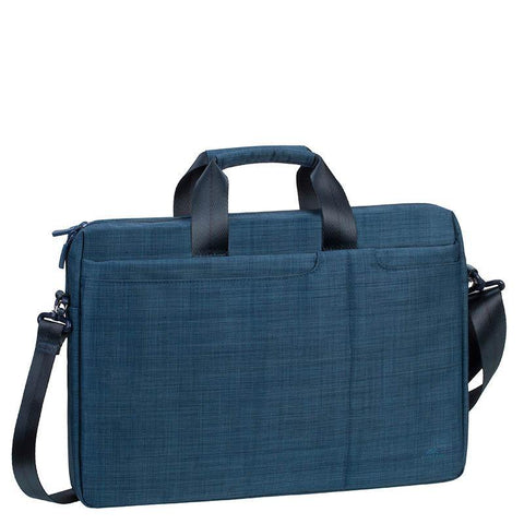 "Rivacase Biscayne Laptop Bag 15.6"" - Blue"