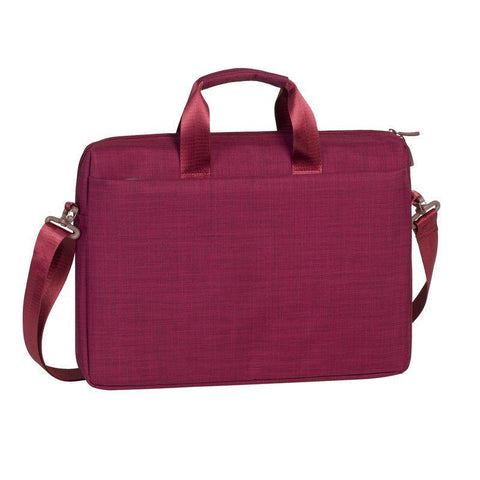 "Rivacase Biscayne Laptop Bag 15.6"" - Red"