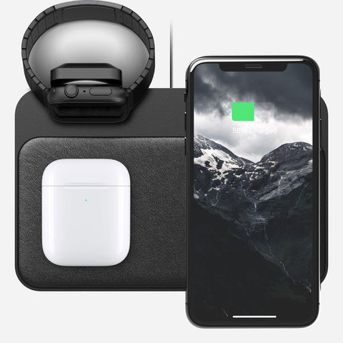 Nomad Wireless Charging Dock Base Station - Apple Watch Edition