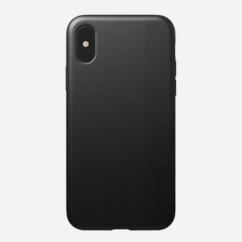 Nomad Carbon Case for iPhone XS Max - Black
