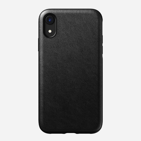 Nomad Rugged Case for iPhone XR - Black
