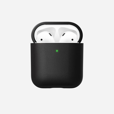 Nomad AirPods Rugged Case for Airpods & Airpods with Wireless Charging Case - Black
