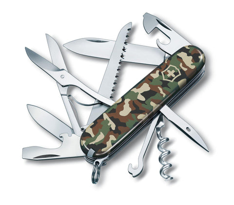 Victorinox Swiss Army Knife Huntsman 91mm - Camouflage