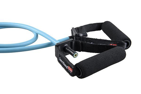 Sanctband Active Tubing with Handles - Teal (Extra Heavy) - Oribags.com