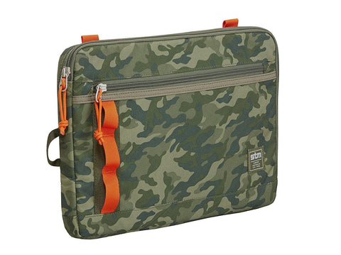 "STM Arc 15"" Laptop Sleeve - Green Camo"