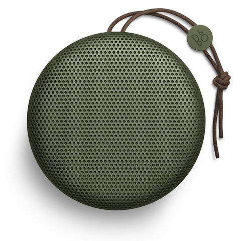 Bang & Olufsen B&O Beoplay A1 Portable Bluetooth Speaker - Moss Green - oribags2 - 1