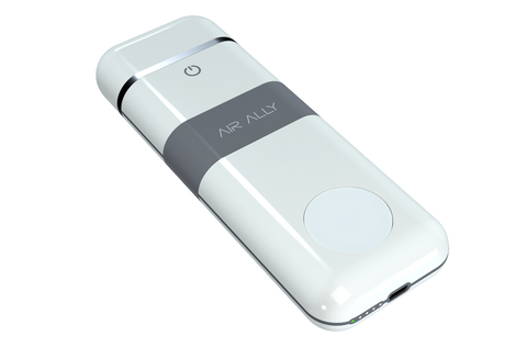 EGO AirALLY 4 in 1 ( iPhone, iPad, Apple Watch 1/2/3/4 and AirPods 1/2) 10000mAh Powerbank - White