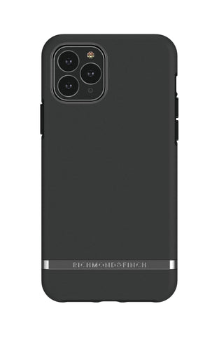 (Clearance) Richmond & Finch Black Out IPhone 11 Pro Case - Black Details