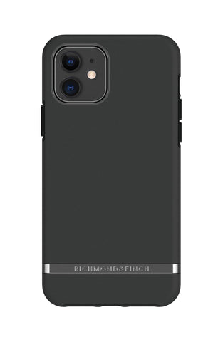 (Clearance) Richmond & Finch Black Out IPhone 11 Case - Black Details