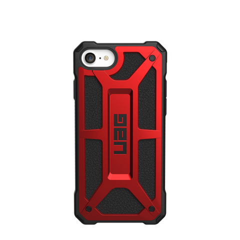 UAG Monarch Series IPhone SE Case (2020) - Crimson