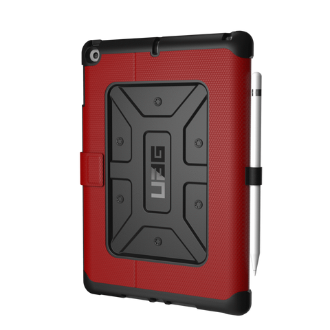 "UAG Metropolis Series iPad 9.7"" (5th & 6th Gen) Case - Magma"