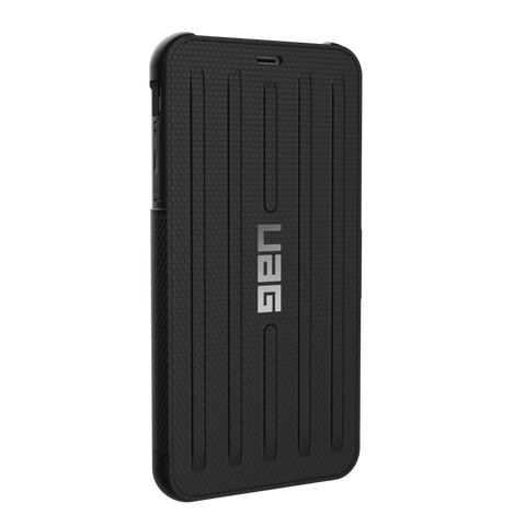 "UAG Metropolis Series iPhone XS Max 6.5"" Case - Black"
