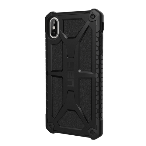 "UAG Monarch Series iPhone XS Max 6.5"" Case - Black"