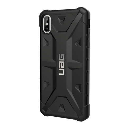 "UAG Pathfinder Series iPhone XS Max 6.5"" Case - Black"
