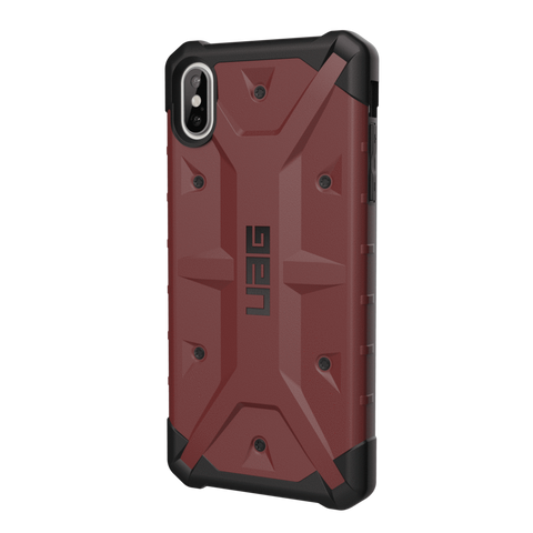 "UAG Pathfinder Series iPhone XS Max 6.5"" Case - Carmine"