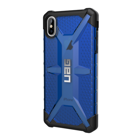 "UAG Plasma Series iPhone XS Max 6.5"" Case - Cobalt"