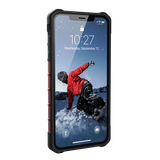 "(Clearance) UAG Plasma Series iPhone XS Max 6.5"" Case - Magma"