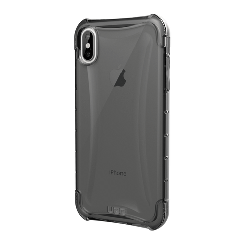 "(Clearance) UAG Plyo Series iPhone XS Max 6.5"" Case - Ash"