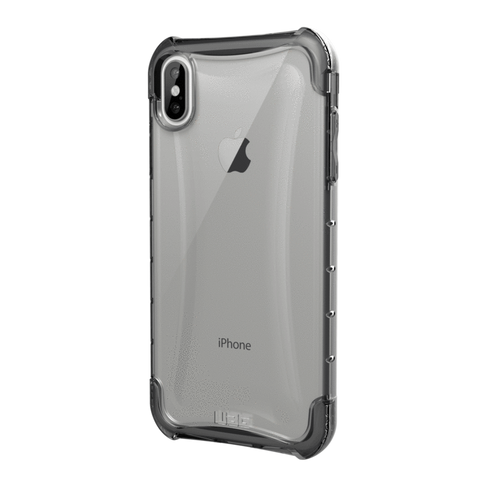 "(Clearance) UAG Plyo Series iPhone XS Max 6.5"" Case - Ice"
