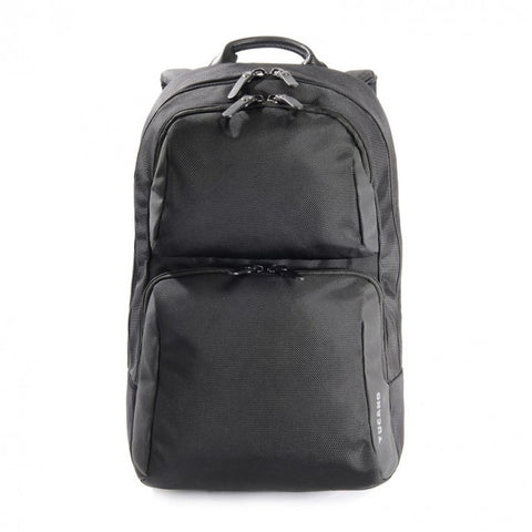 "Tucano Alto Profilo Premium II Business Backpack for Notebooks and Ultrabook 15.6"" - Black - oribags2 - 1"