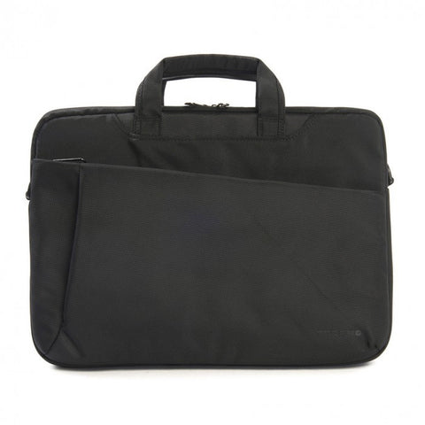 "Tucano Diago Slim 15 Bag for Notebook 15.6"" and Ultrabook 15"" - Black - oribags2 - 1"