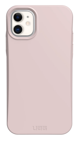 UAG Biodegradable Outback IPhone 11 Case - Lilac