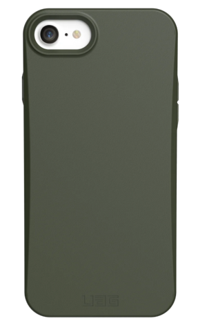 UAG Biodegradable Outback Series IPhone SE Case (2020) - Olive