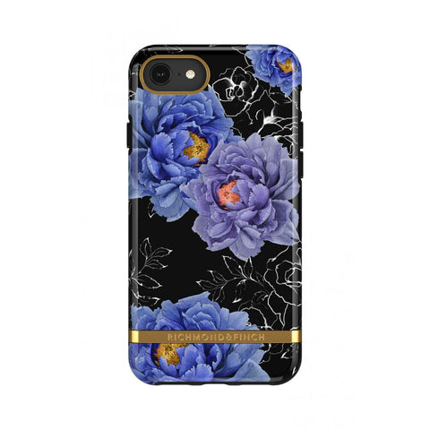 (Clearance) Richmond & Finch Blooming Peonies IPhone 11 Case - Gold Details