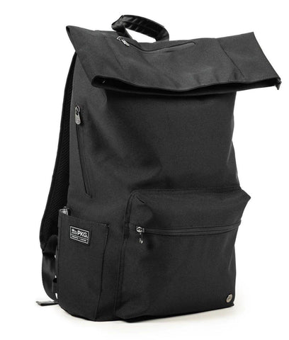 "PKG Brighton Laptop backpack 29L (Fits 16"" laptop) - Black"
