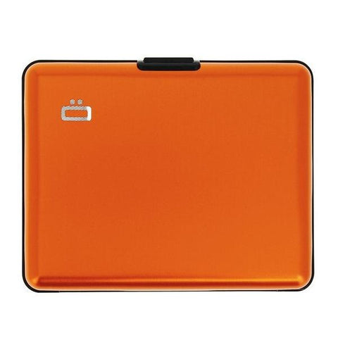 Ogon Big Stockholm Wallet RFID Safe - Orange