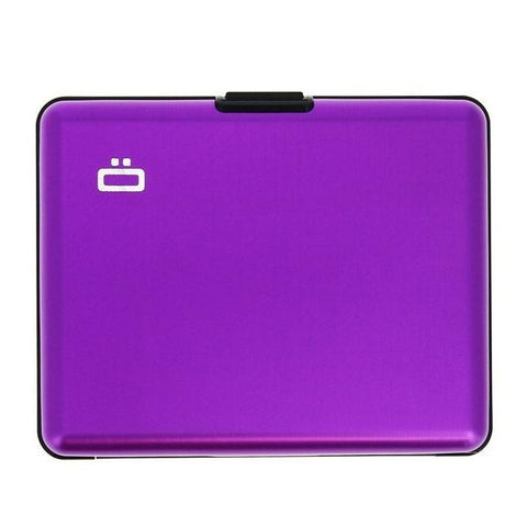 Ogon Big Stockholm Wallet RFID Safe - Purple