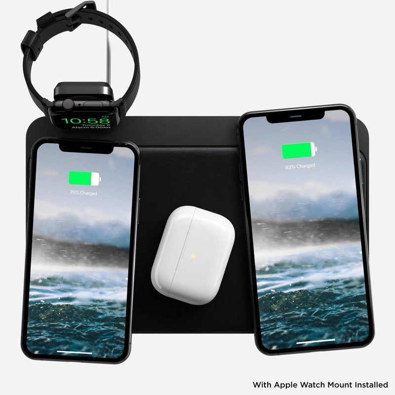 Nomad Base Station Pro Full-Surface Wireless Charger