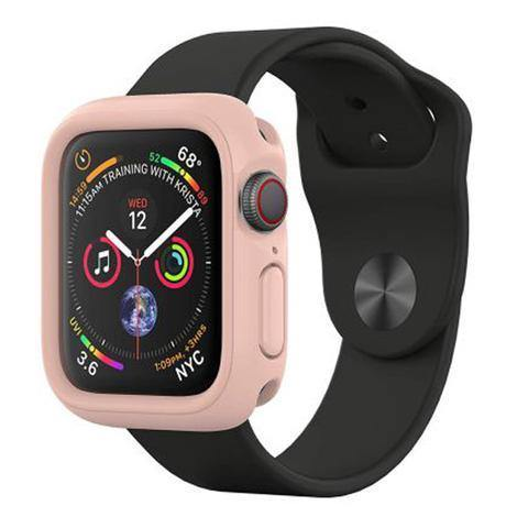 Rhinoshield CrashGuard NX for Apple Watch Series 4  (44mm) - Blush Pink