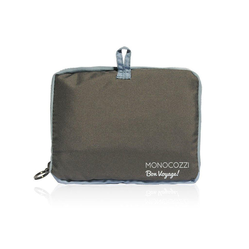 (Clearance) Monocozzi Bon Voyage | Traveler Foldable Spare Bag (Large) - Charcoal - Oribags.com