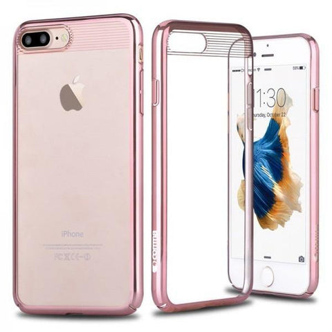 COMMA BRIGHTNESS 360 CASE FOR IPHONE 7 PLUS - ROSE GOLD