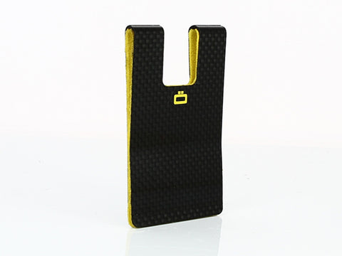 huge discount eaa4c 6673b Ogon Carbon Card Clip Card Holder - Oribags.com
