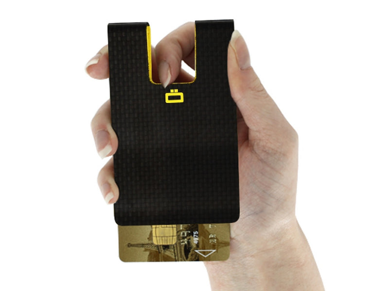Ogon Carbon Card Clip Card Holder