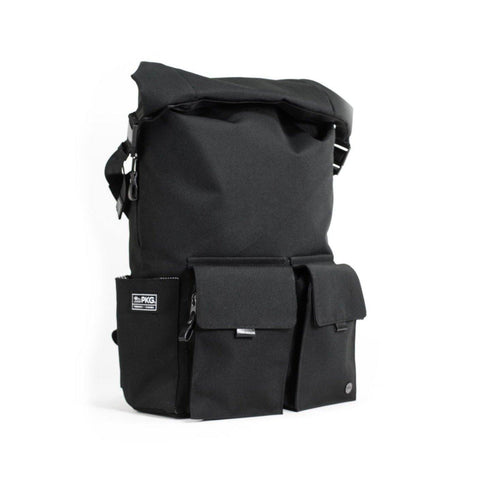 PKG Concord Laptop Backpack 22L - Black