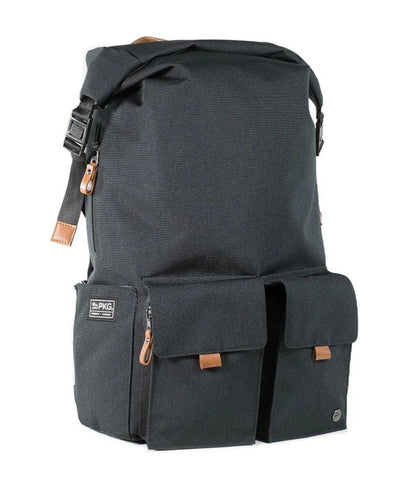 PKG Concord Laptop Backpack 22L - Dark Grey