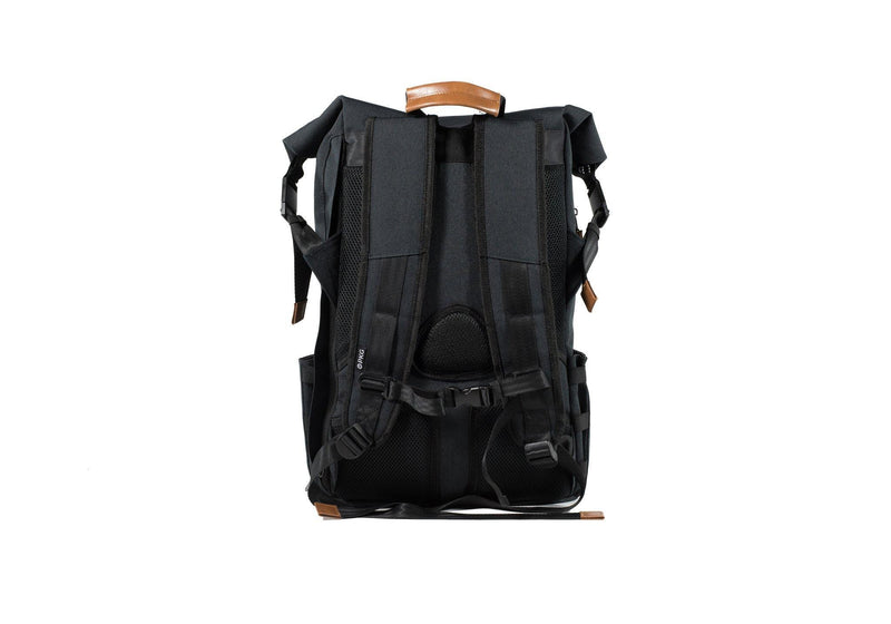 PKG Concord Laptop Backpack 22L - Dark Grey - Oribags.com