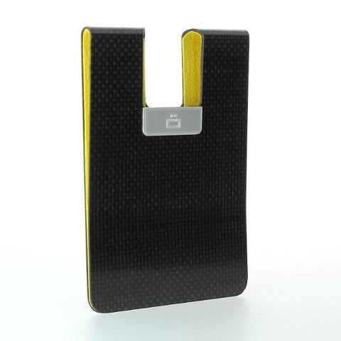Ogon Carbon Passport Clip Passport Holder