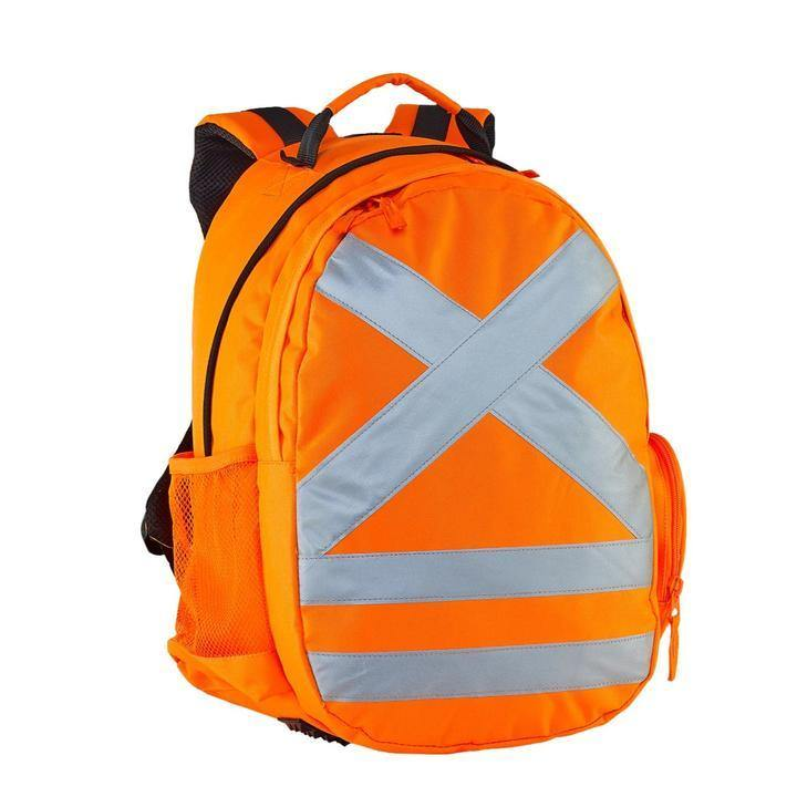 Caribee Calibre 26L Safety backpack - Orange - Oribags.com